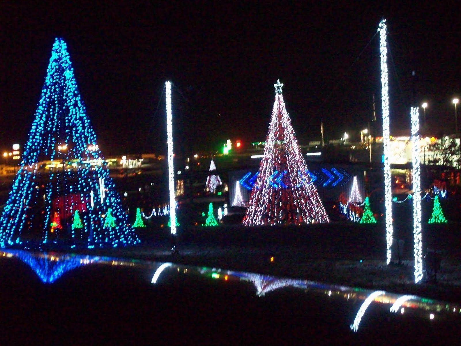 image detail for youve been reviewed shadracks christmas wonderland lights exit 407