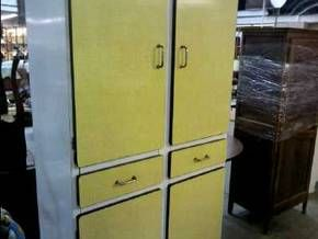meuble de cuisine blc formica jaune disponible magasin albi 81 t deco. Black Bedroom Furniture Sets. Home Design Ideas