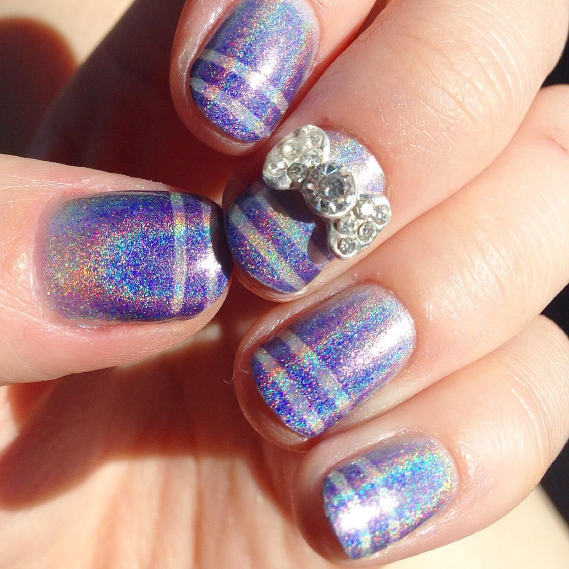 Beautiful   Nail art, Nail polish art, Nails