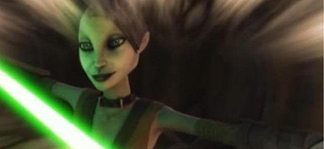 Jedi Padawan Asajj Ventress