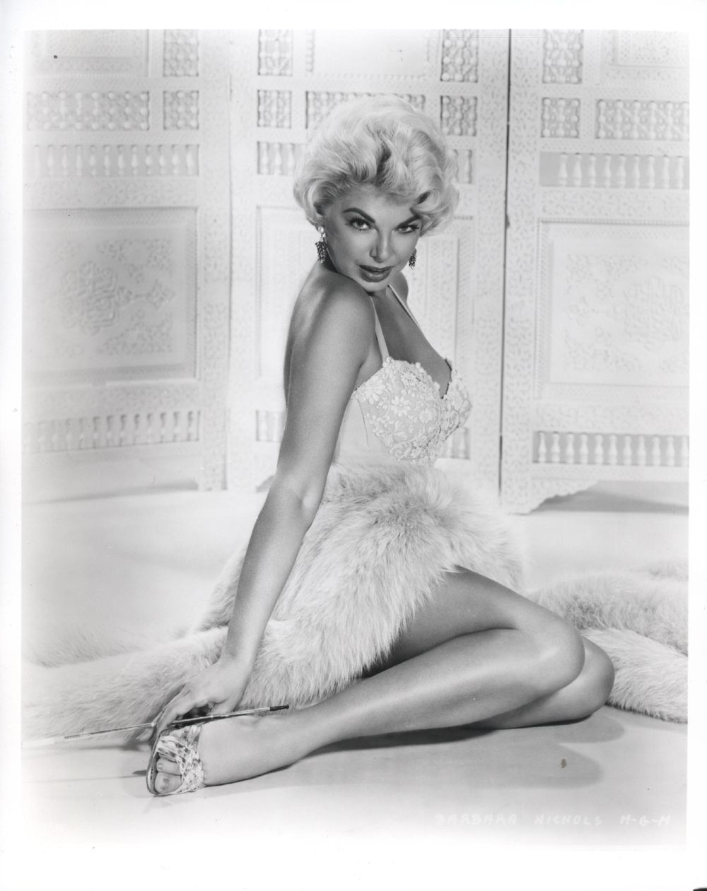 barbara nichols twilight zone