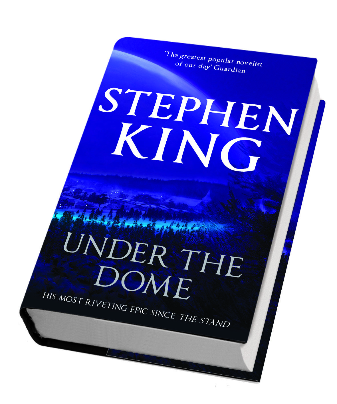 Under The Dome By Stephen King Libros De Stephen King Stephen