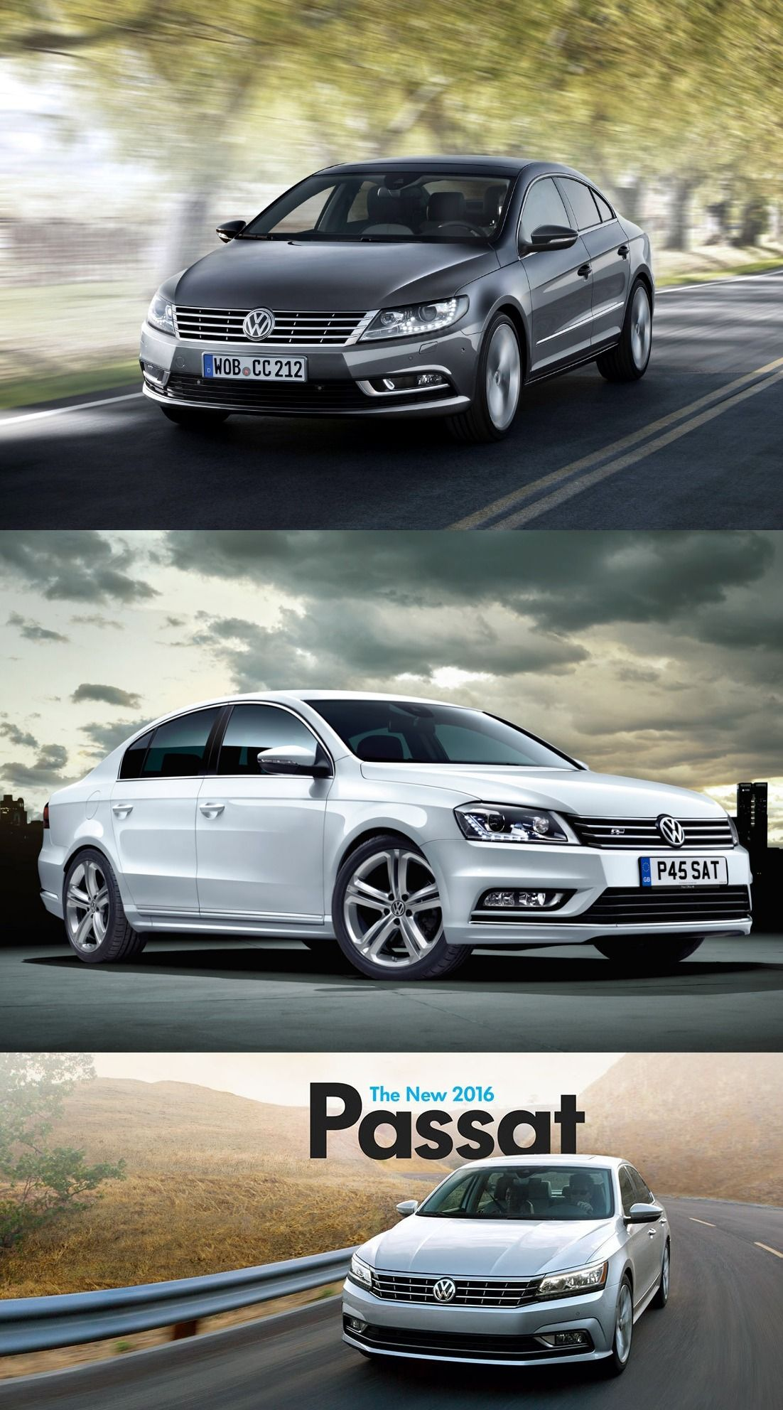 New Volkswagen Passat Scheduled For India Launch In January 2017