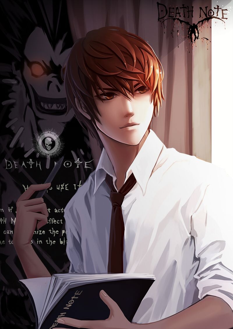 8 Anime You Should Watch On Netflix Awesome, Death note