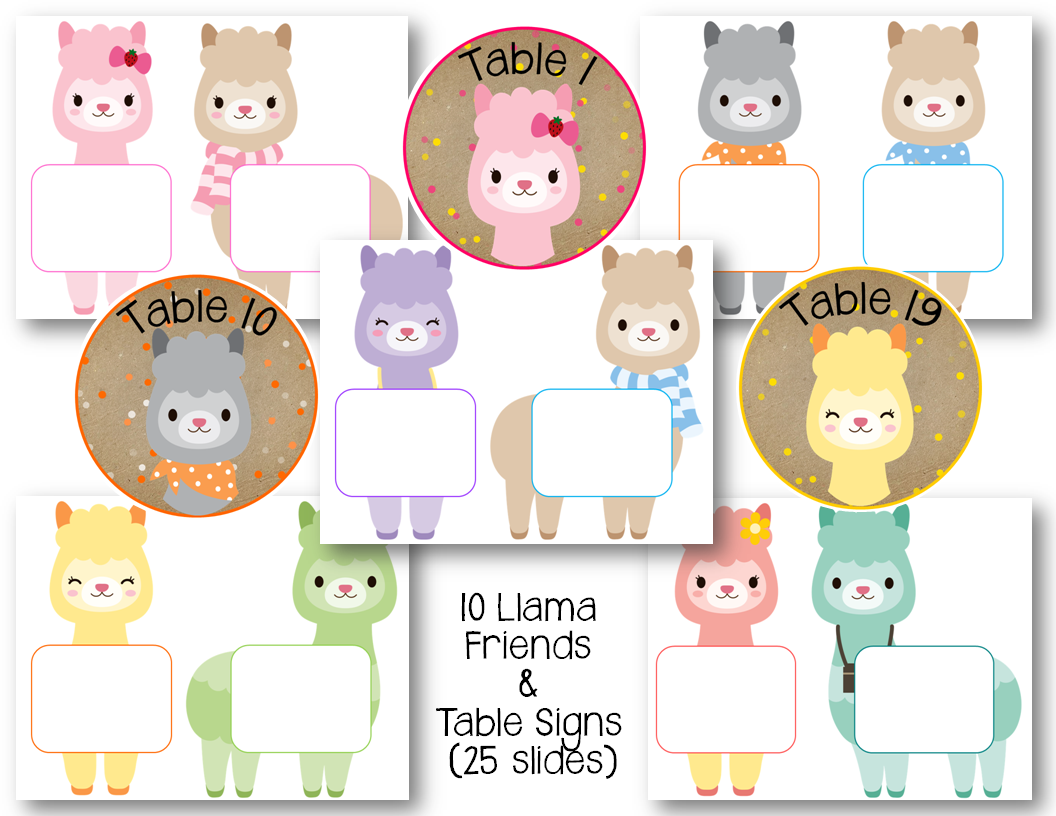 Pin By Deanna Roth On Llama Classroom Theme Decor