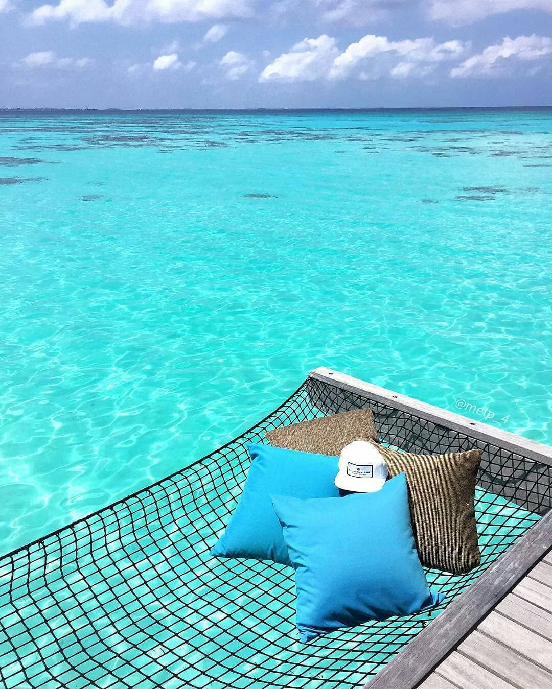 Maldives Beach: Shangri-La's Villingili Resort & Spa #Maldives