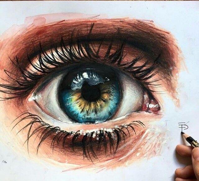 Justbest Justbestart Just Best Oriyomishotubo Augen Zeichnen Augenmalerei Augenzeichnungen