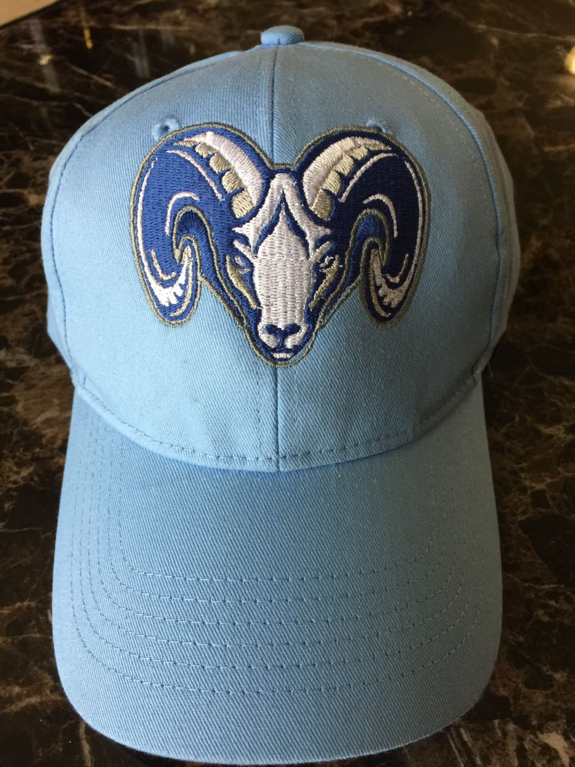 Custom Embroidered Ram Tough Dodge Cap by DsDesignsUnlimited on Etsy