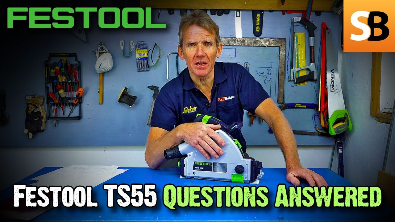 Festool Ts 55 Req Saw Review Your Questions Answered This Or That Questions Festool Ts 55 Festool