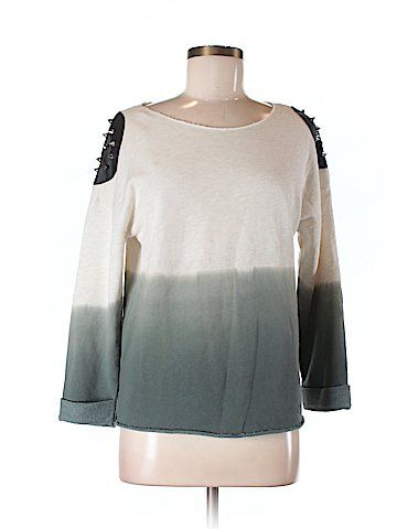 Check it out -- Topshop Sweatshirt for $16.99 on thredUP!   Love it? Use this link for $10 off. New customers only.