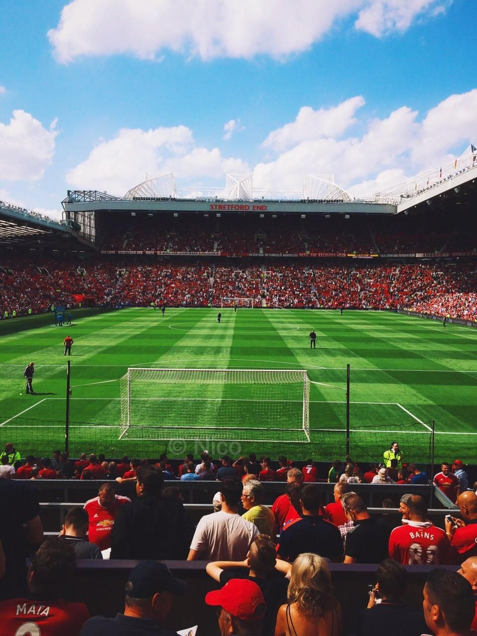 Pin On Old Trafford