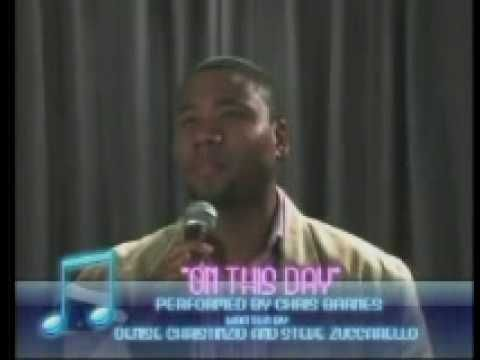A Perfect Mother Son Wedding song - ON This Day by Christian Barnes ...