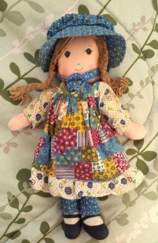 dolls vintage Holly hobby