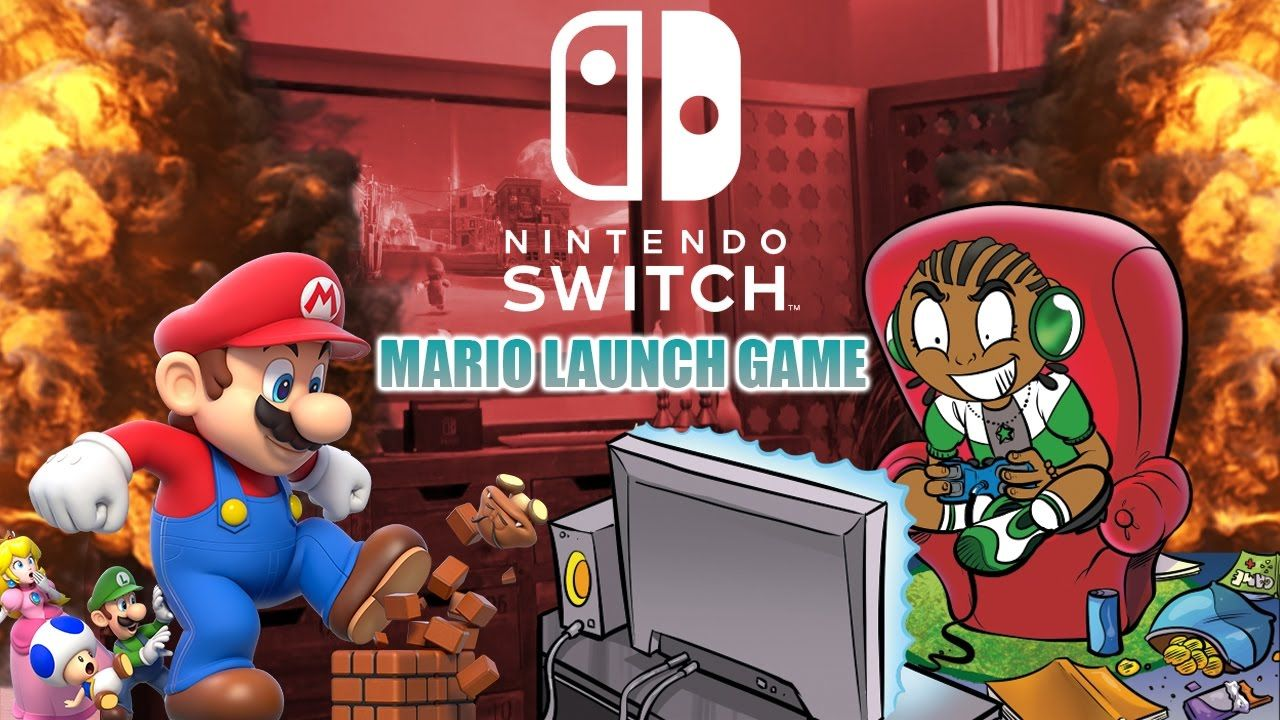 Does Nintendo Switch Reveal Trailer Shows off New Super