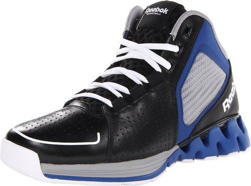 deb8bed3cceeb Amazon.com: Reebok Men's Zig Kick Hoops Basketball Shoe: Shoes ...