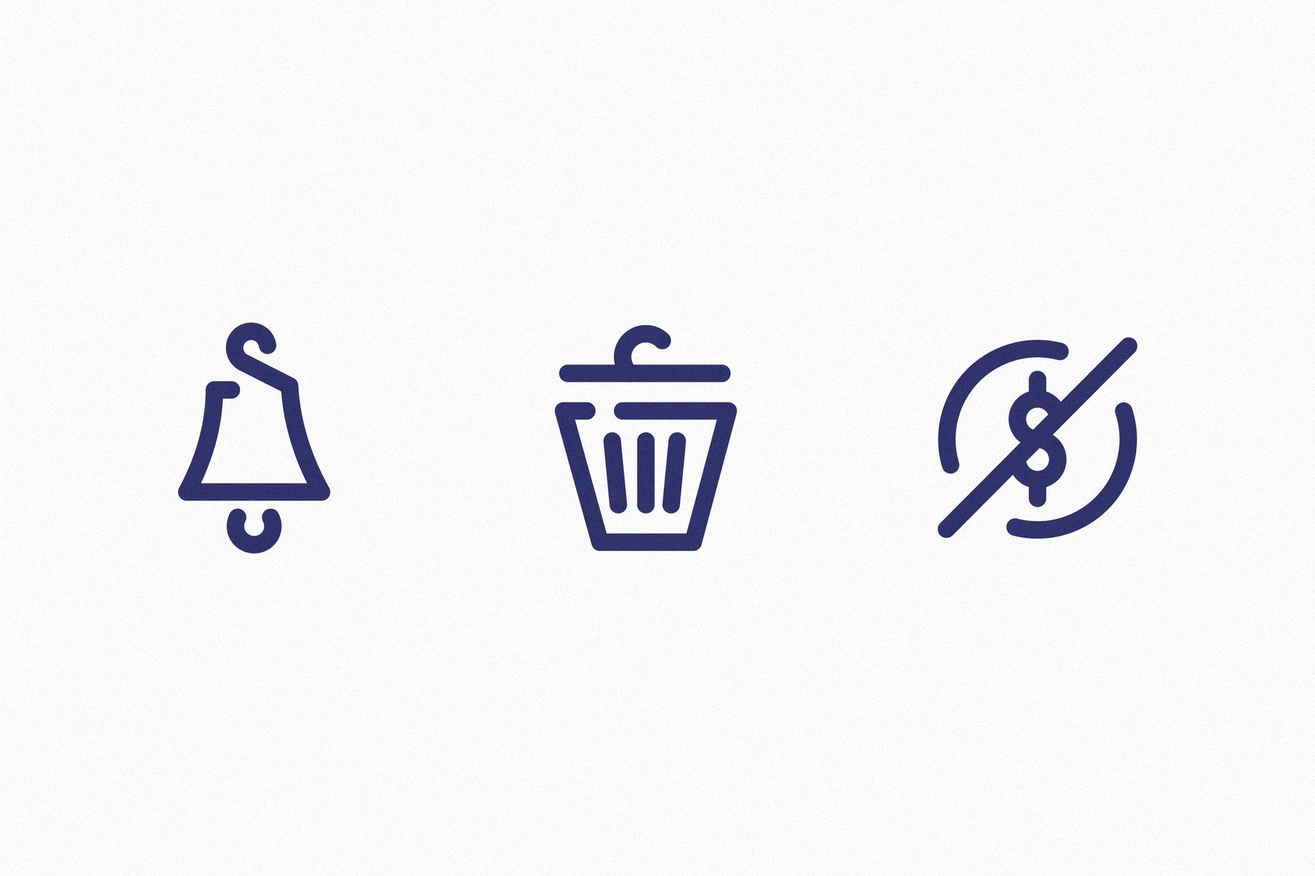 Examples of Work — Qapital Bank branding, Identity