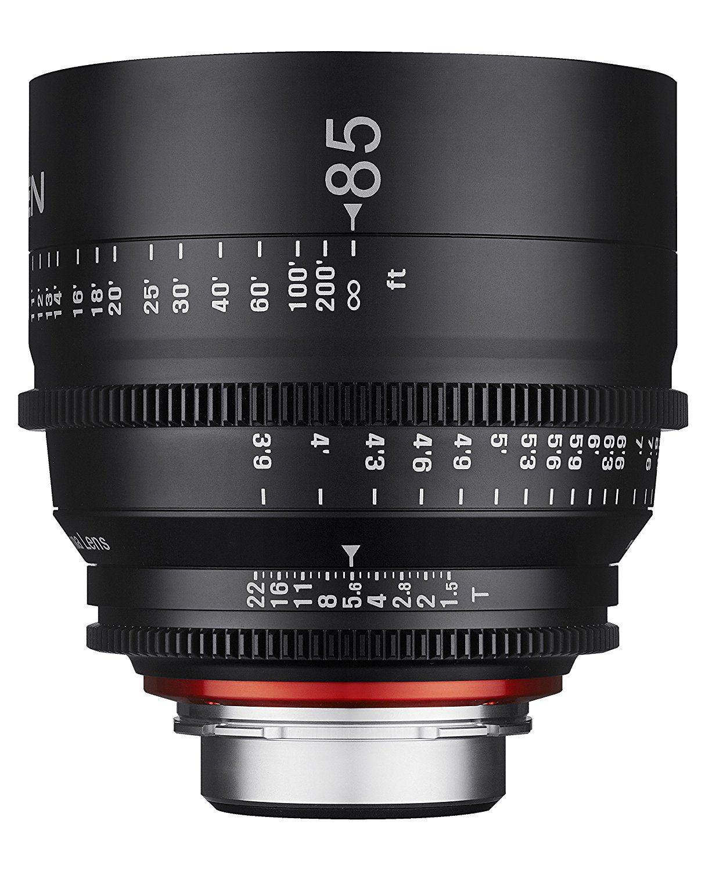 Buy Rokinon Xeen Xn85 Nex 85mm T1 5 Professional Cine Lens Sony E Mount Fe Canon Lens Lens Prime Lens
