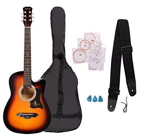 Jua2rez Jrz38c Acoustic Guitar Sunburst Guitar Acoustic Guitar Acoustic