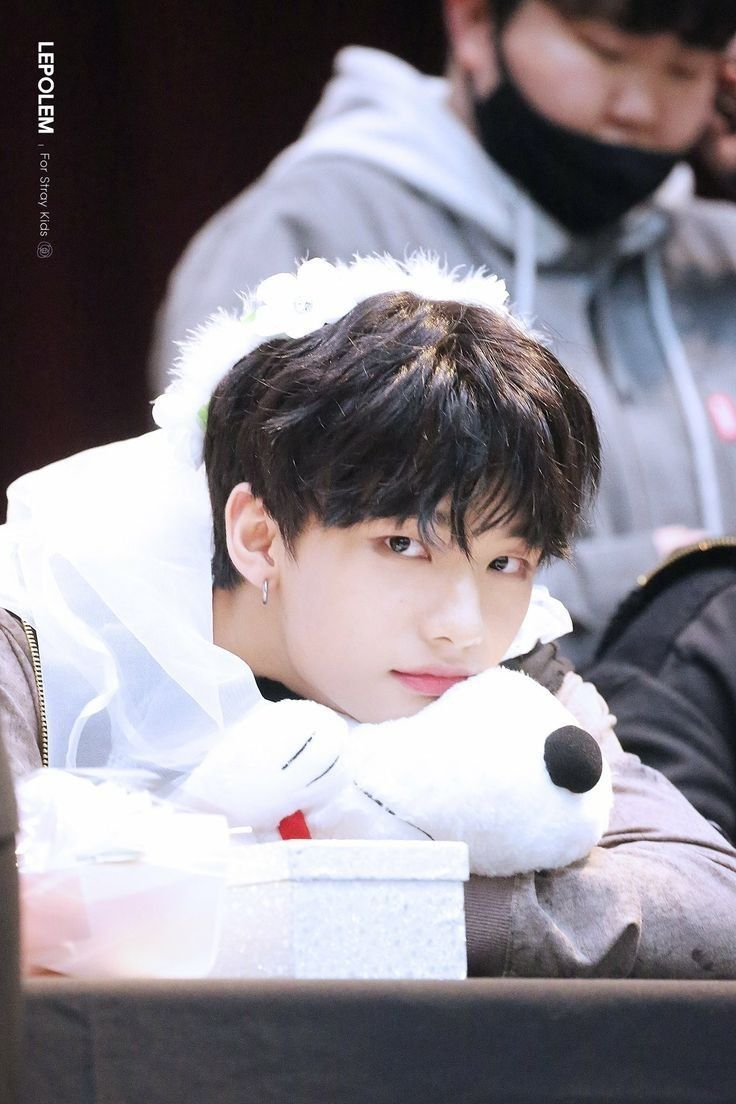 Hyunjin Stray Kids