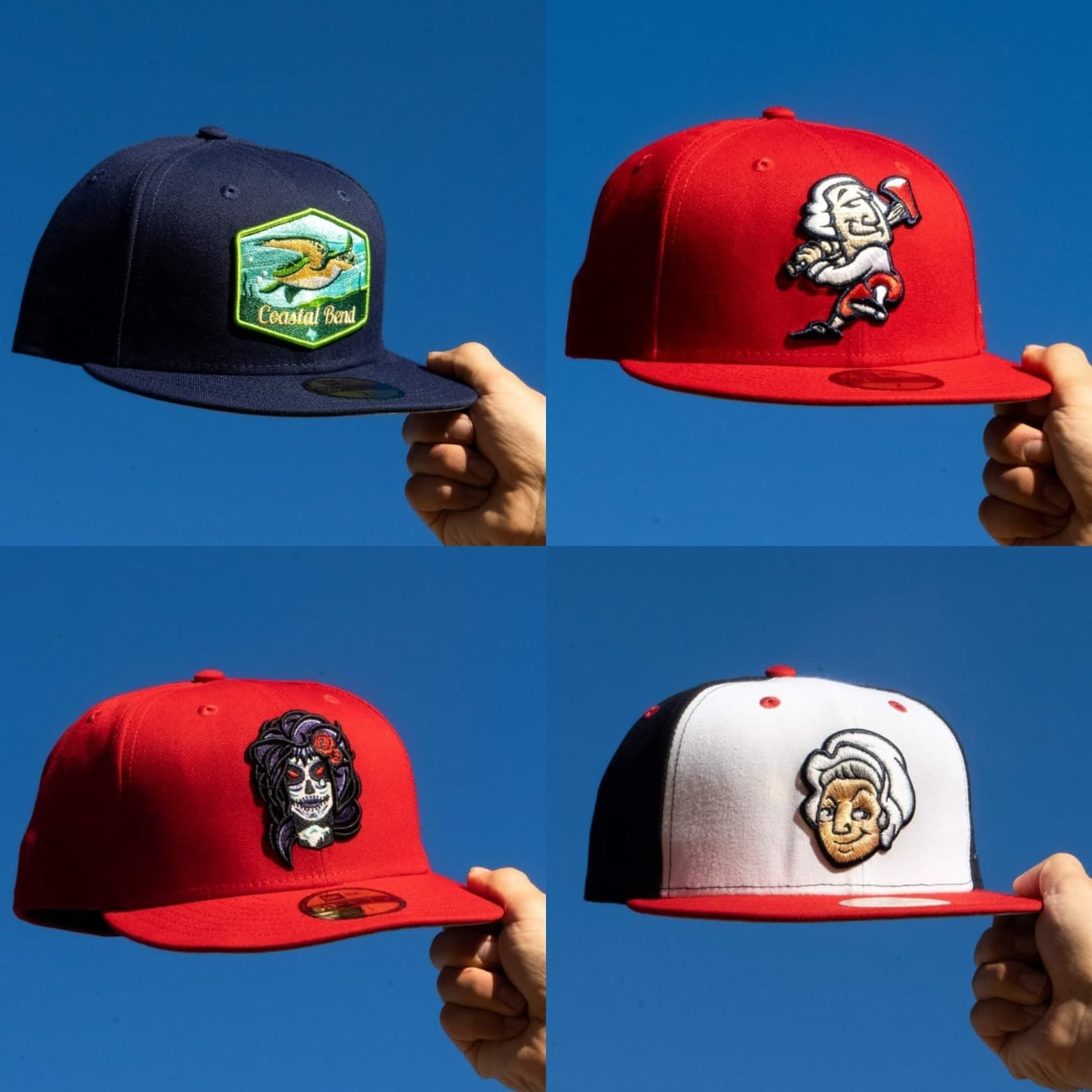 Minor League Hat Drop At Hat Club On 1 18 In 2021 League Minor Club
