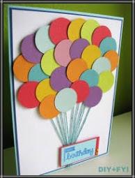 اعمال فنية يدوية حديثة اشغال يدوية بالكرتون اعمال اعادة تدوير سهله للاطفال بالصور بالخطوات س Birthday Card Craft Unicorn Birthday Cards Creative Birthday Cards