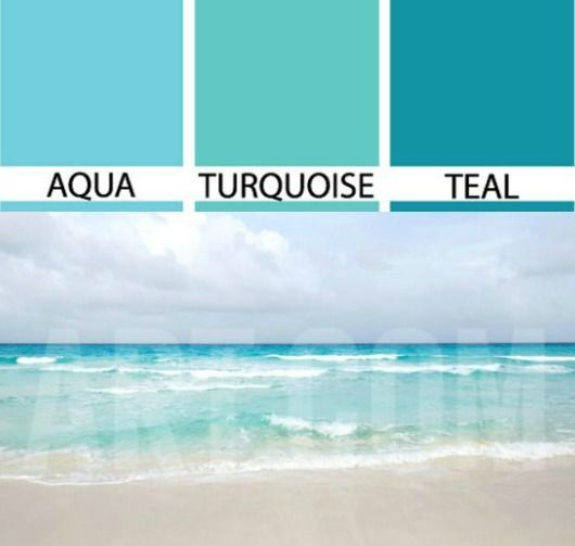 fabulous turquoise bedroom paint colors | Want to add turquoise to your home's decor? Here are 12 ...