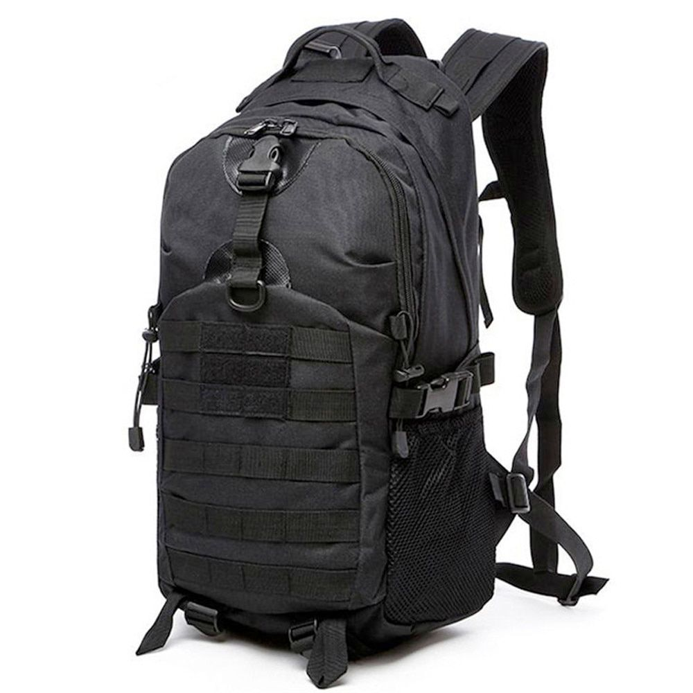 b27079758d52 45L Military Tactical Rucksack Trekking Bag Hiking Mountaineering Biking  #campingbag #survivalbag