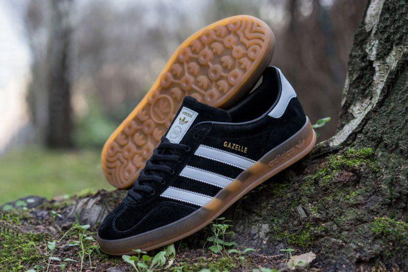 adidas Originals Footwear Gazelle Indoor Trainers Dark
