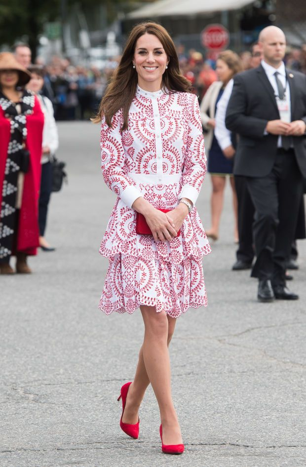 All of Kate Middleton\'s Looks from The 2016 Royal Tour of Canada ...