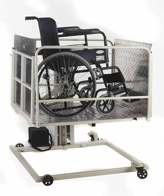 For Patients And People With Physical Disability A