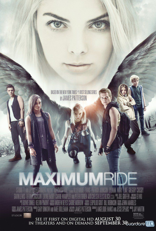 Maximum Ride Streaming (2016) ITA Gratis: http://www.guardarefilm.tv/streaming-film/8811-maximum-ride-2016.html