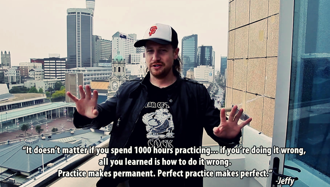 Jeffy from RSD gives advice on learning