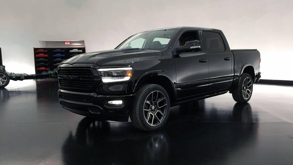 2019 Ram 1500 pickup deep dive: Here's the engineering ...