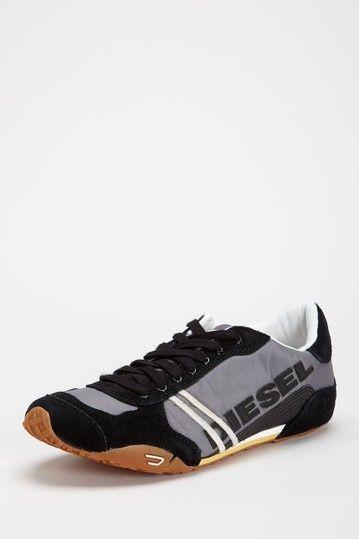 5d772fc88f57 Diesel Men Harold Solar Sneakers