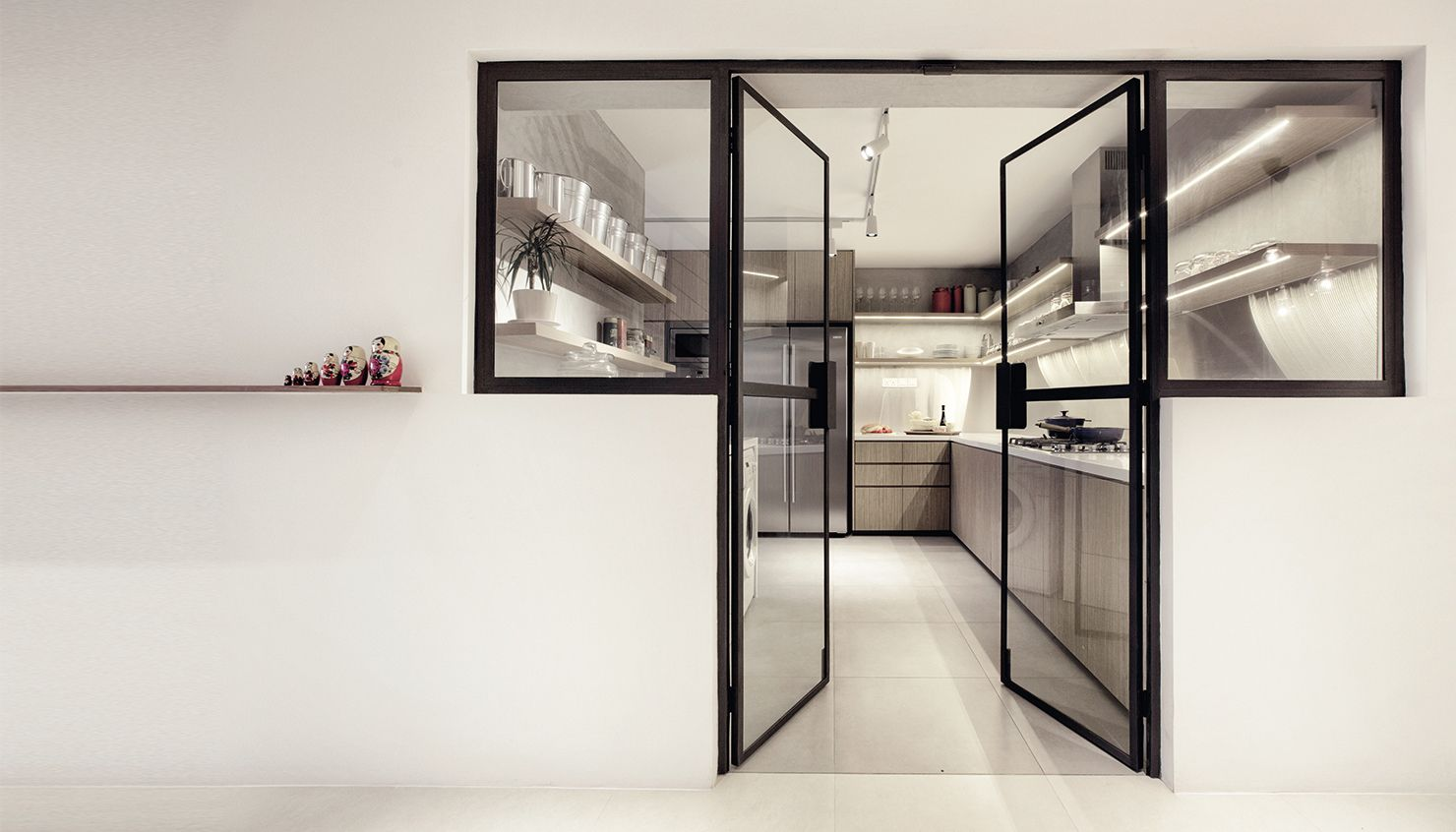 Home U0026 Decor Singapore. Kitchen DoorsGlass ...