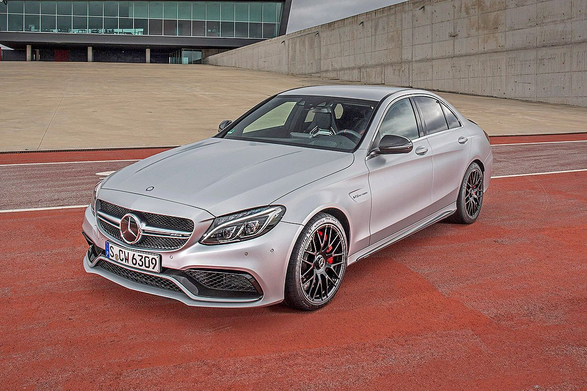 Mercedes amg c 63 s 2015 fahrbericht
