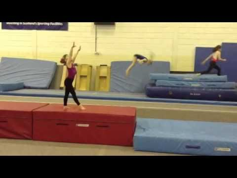 Drills for front handsprings and beyond | Swing Big!