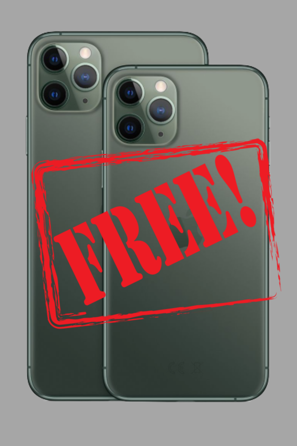 iPhone 11 Pro Max 64gb Space Gray Giveaway