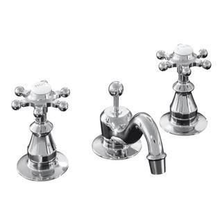 The Perfect Finishing Touch For Traditional Decor, This Antique Widespread Lavatory  Faucet From Kohler Brings