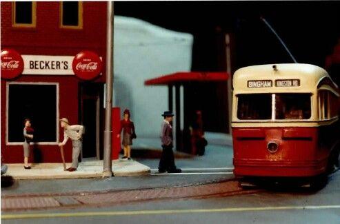 O scale Toronto layout | Toronto Transit Models ...