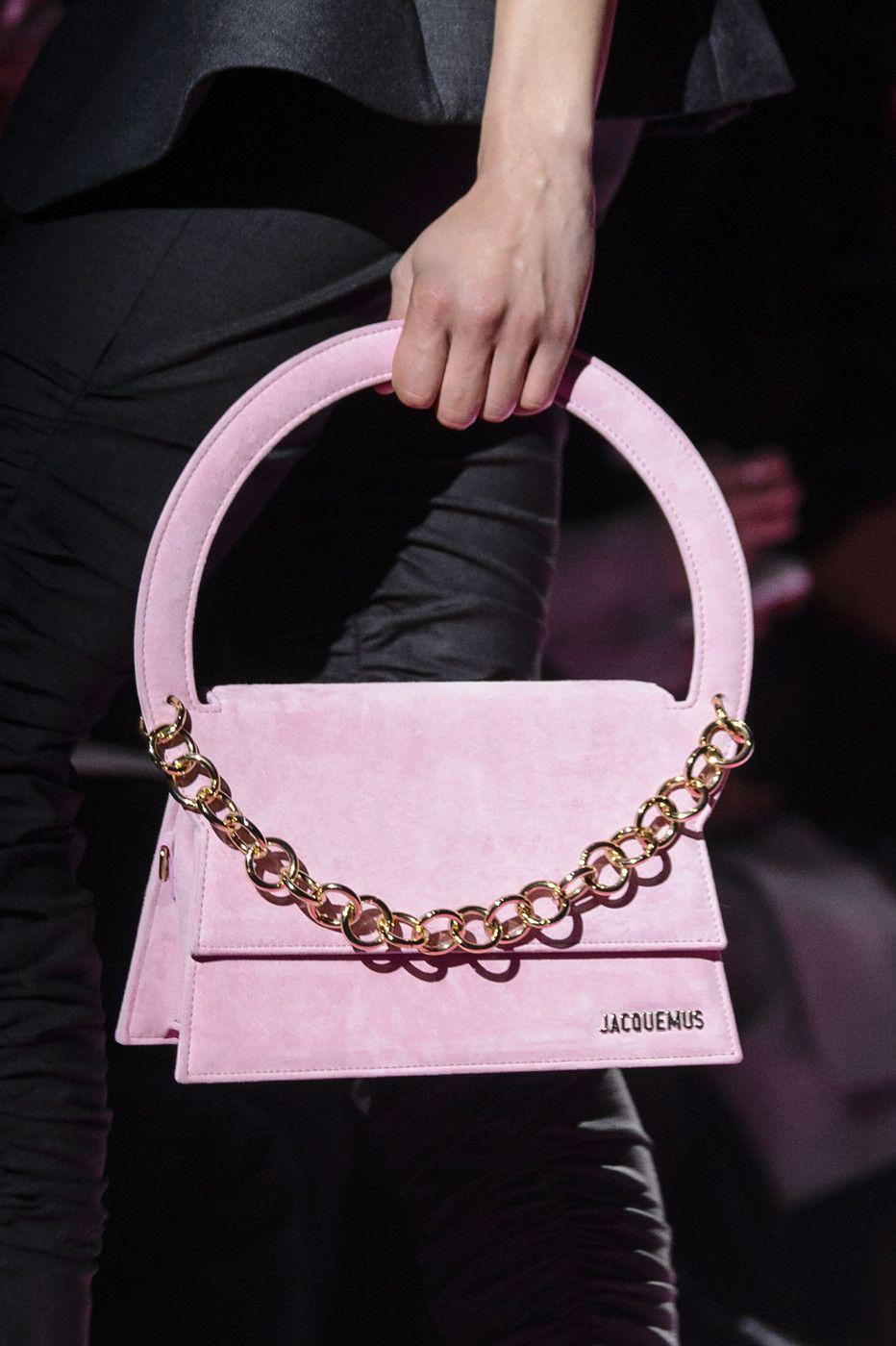 Jacquemus at Paris Fashion Week Fall 2017 | Accessories 3 ...