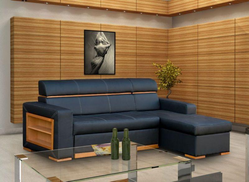 Click Here To See Description Ebay Retro Corner Sofa Grey Sofa Bed Fabric Sofa Bed