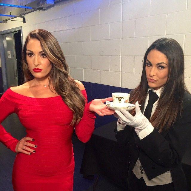 Beautifull Nikki & Brie Cinderbella