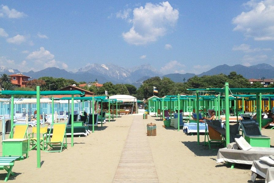Forte Dei Marmi Is The Best Beach Town Near Florence To Hang Like