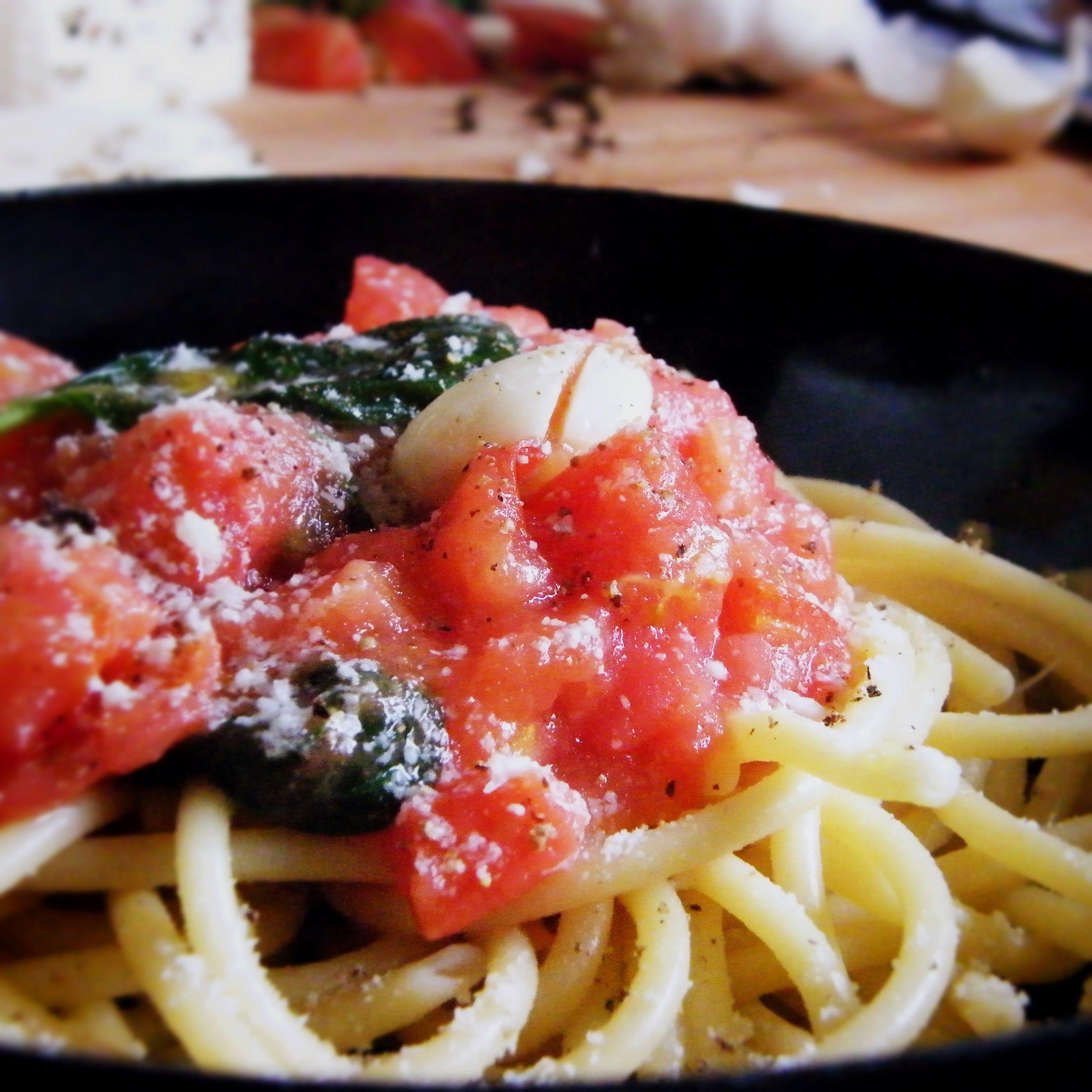 Sicilian Cart Drivers' Pasta