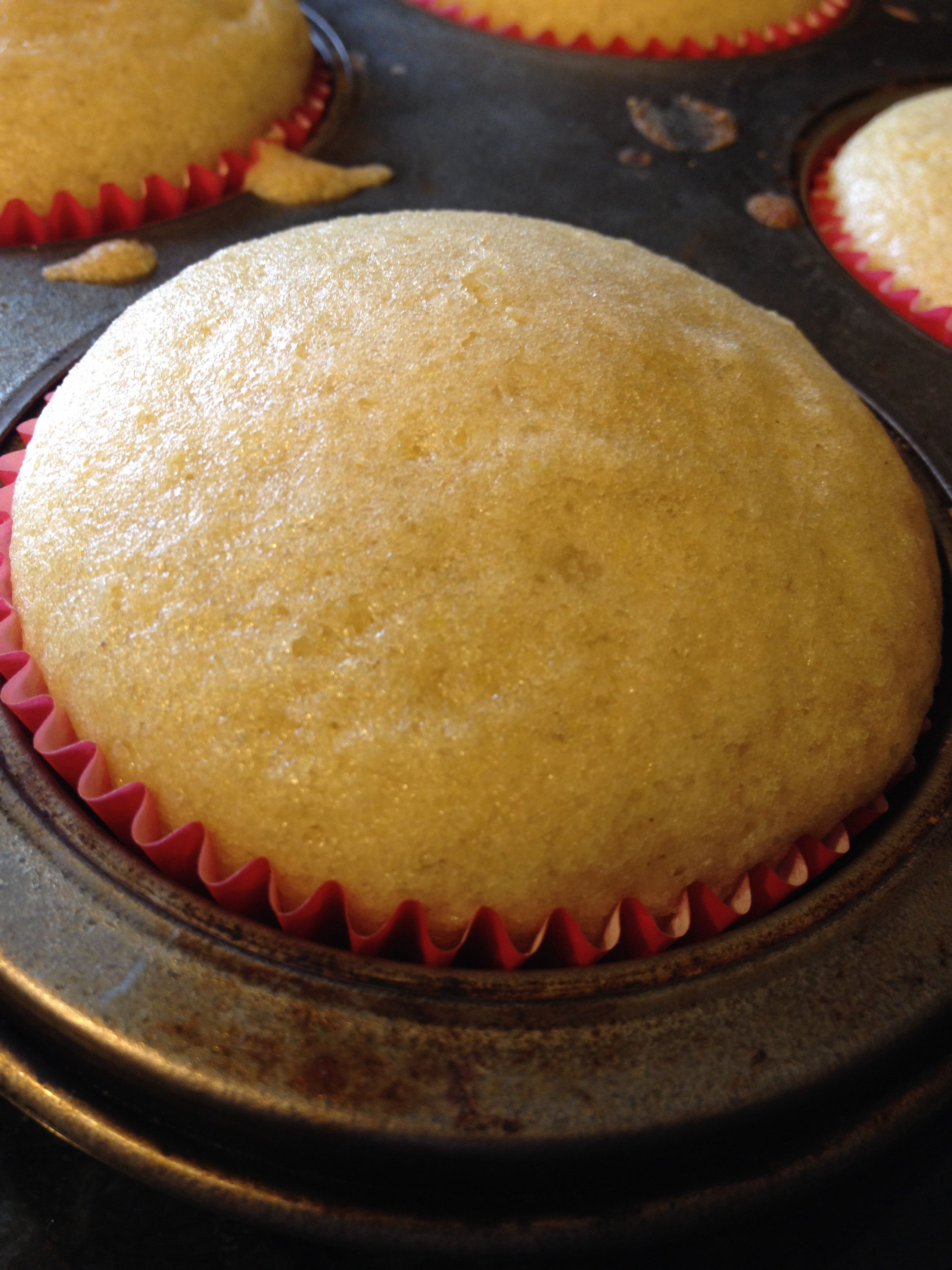 Allergen Free Vanilla Cake
