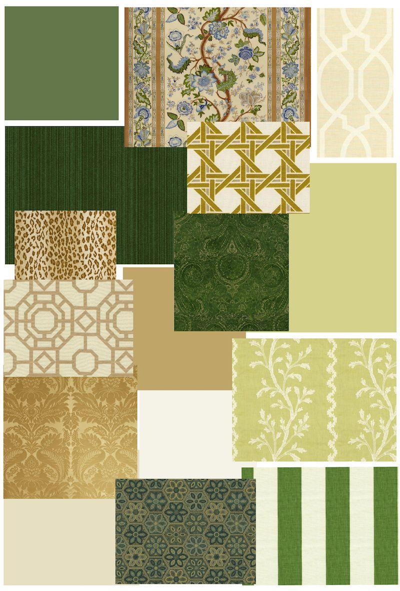 A Designer\'s Secret Method For Selecting Nine Interior Wall Colors ...