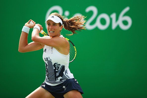 #JohannaKonta #British #Rio2016