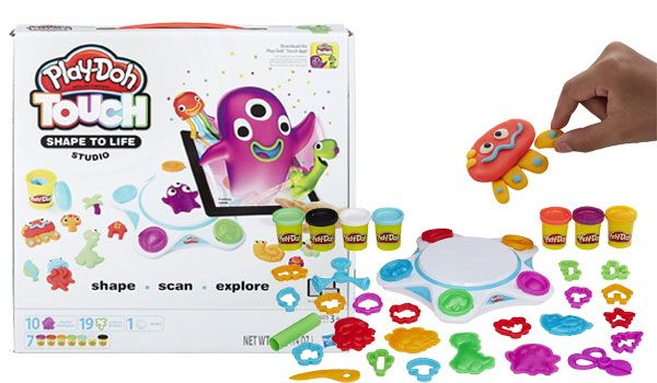 Play Doh Touch Shape To Life Studio Review Hottest Toys For