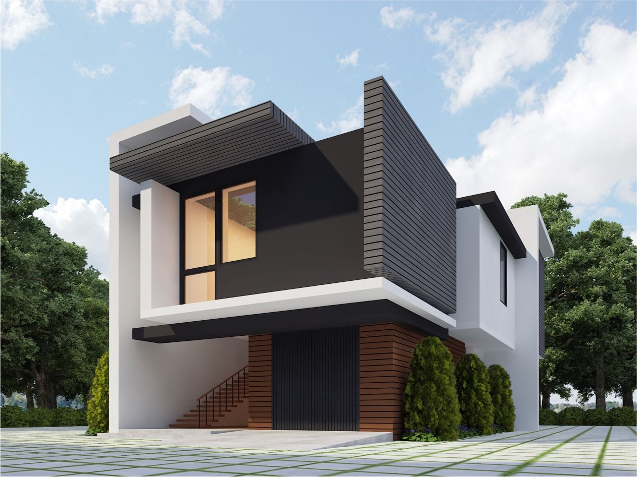 House design collection - Ultimate Modern House Plans Collection